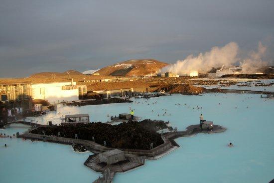 Grindavik, Islandia: The Blue Lagoon