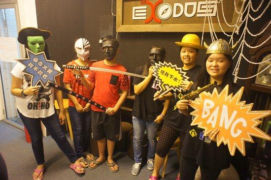 The Exodus Sibu - Escape Room