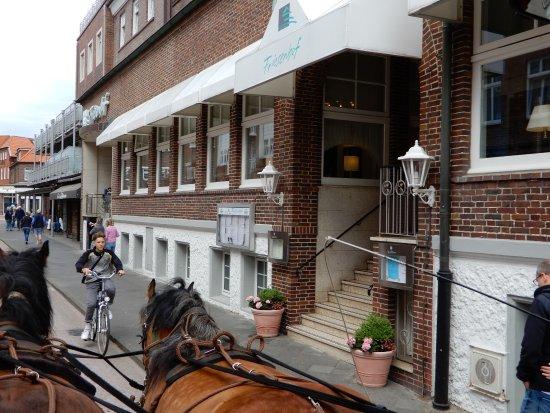 hotel friesenhof juist duitsland foto 39 s en reviews tripadvisor. Black Bedroom Furniture Sets. Home Design Ideas