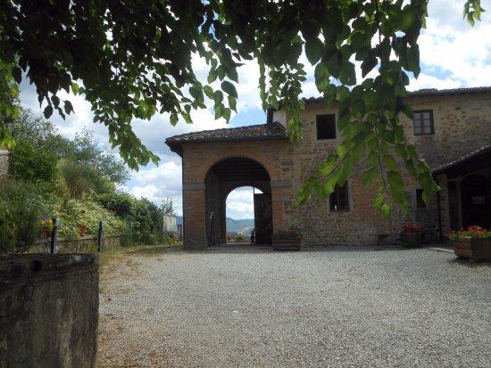 Vicchio, Italy: l'esterno della casa