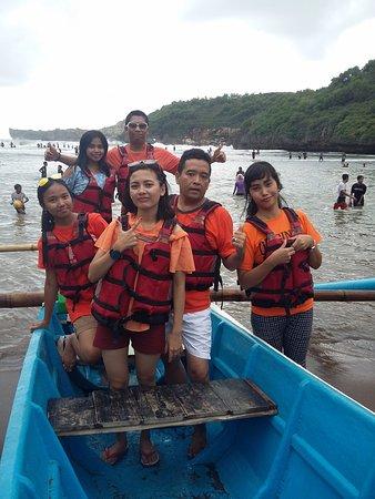 Pantai Baron Wetan (Gunung Kidul, Indonesia) - Review