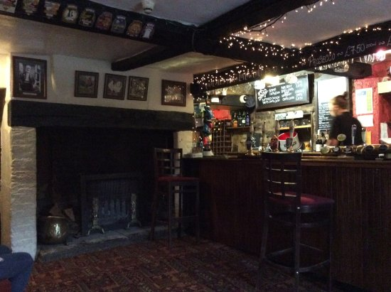 Cleobury Mortimer, UK: Nice bar