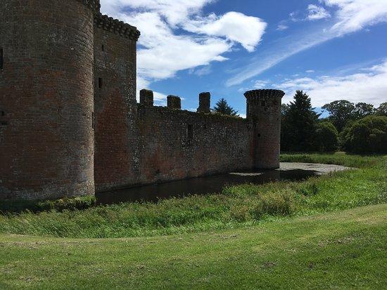 Caerlaverock Castle: photo1.jpg