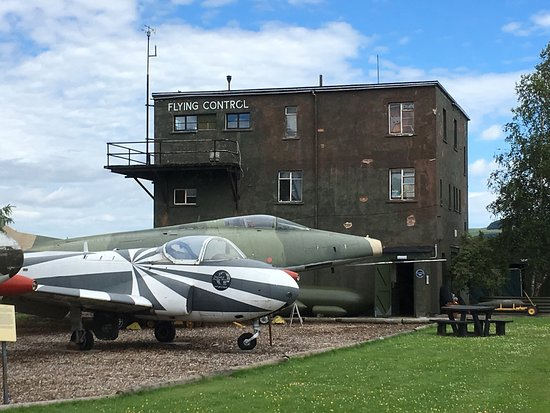 ‪Dumfries and Galloway Aviation Museum‬