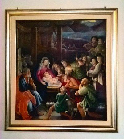Chiesa della Madonna di Loreto : Natività