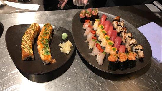 sushi rotterdam blaak