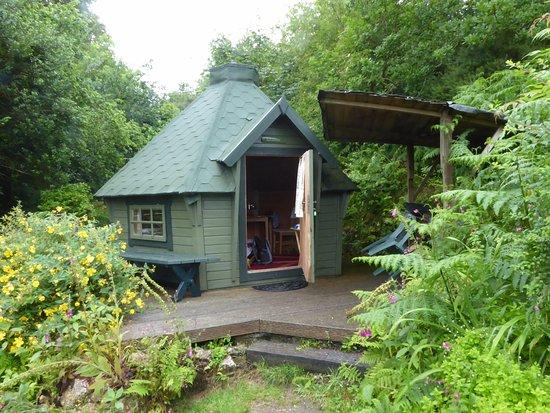 St Blazey, UK: Willow Hobbit Hose Cornwall