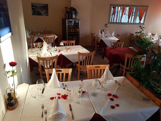 Zollikofen, Svizzera: Restaurante Arcobaleno