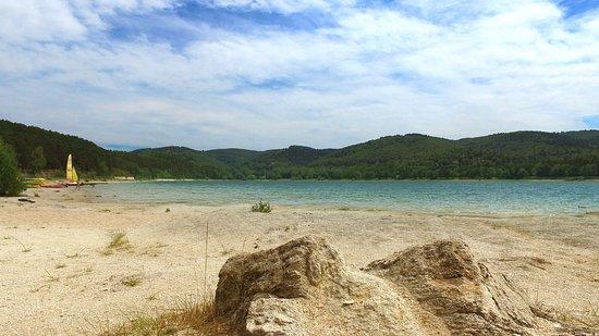 Saissac, فرنسا: Lac du Lampy