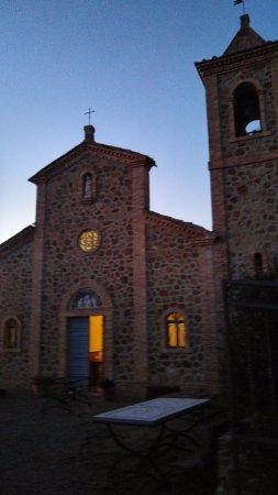 Monte Antico, Italia: Chiesetta sconsacrata