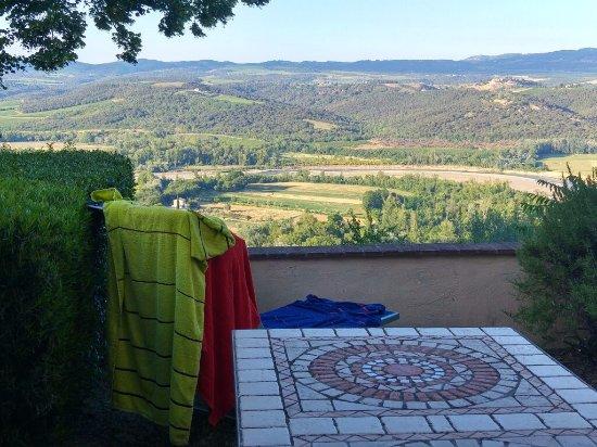Monte Antico, Italia: Dalla casetta