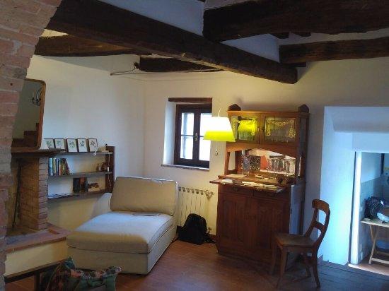 Monte Antico, Italia: appartamento nel borgo