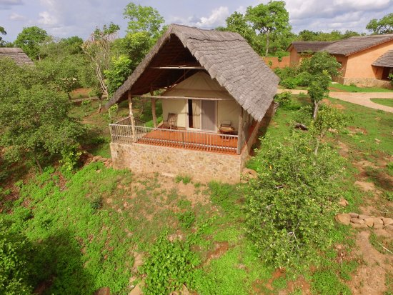 Mole National Park, Ghana: Your room