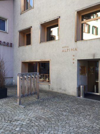 Hotel Alpina Vals : photo8.jpg