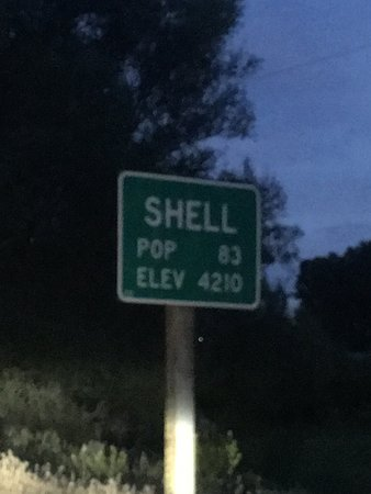 Shell Campground Bild