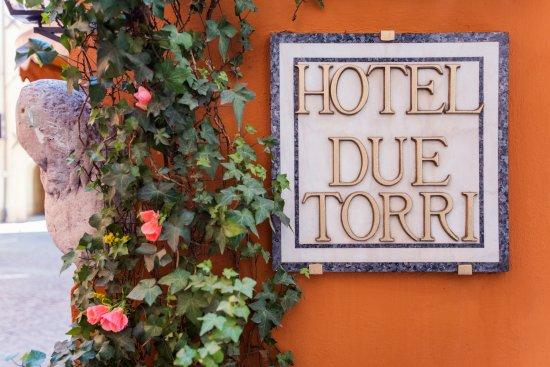 Hotel Due Torri: Ingresso