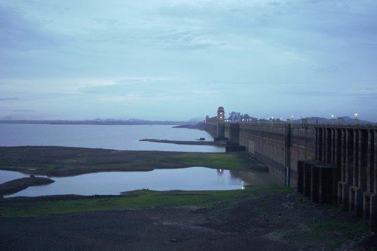 Hospet, Indien: Tungabhadra Dam