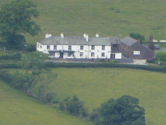 Brackenrigg Inn: Brackenrigg from Arthurs Pike