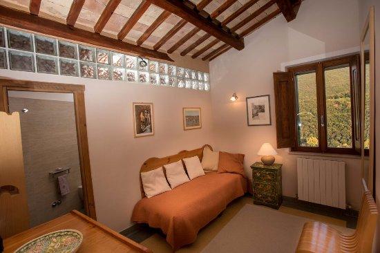 Casperia, Italia: The Suite