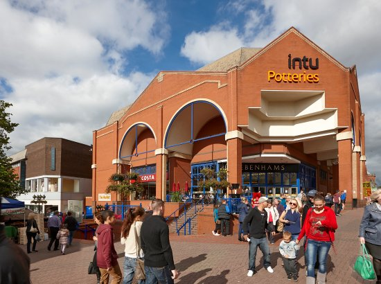 intu Potteries
