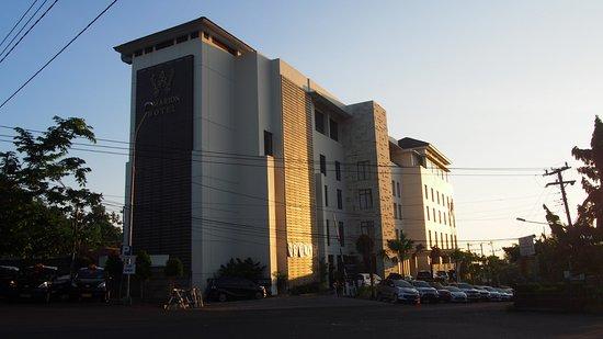 Wimarion Hotel Semarang View