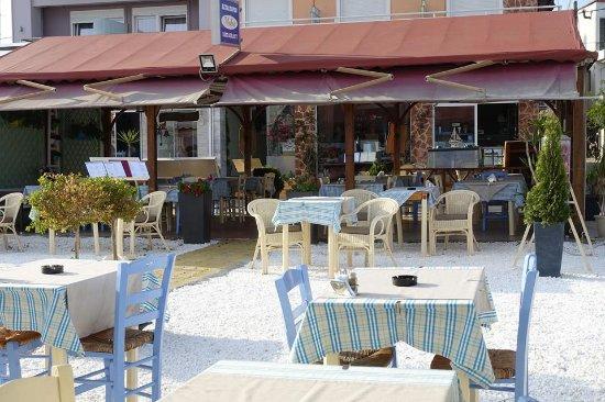 Molos Restaurant Limenaria Thassos