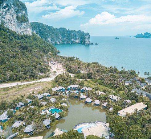 Peace laguna resort and spa ao nang tha lande voir for Chambre 507 avis