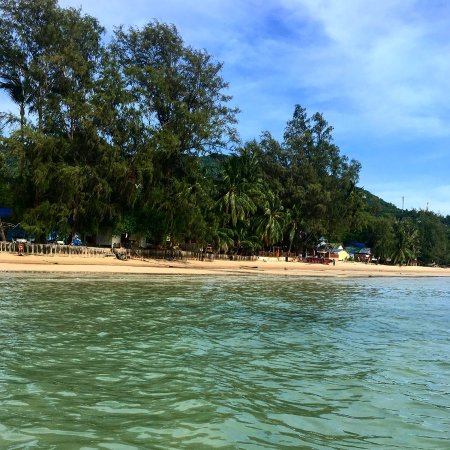 Sairee Cottage Resort: Sairee beach