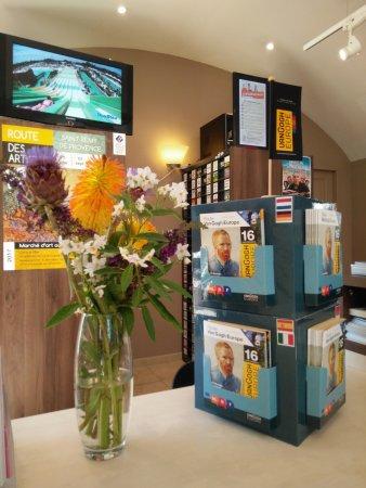 Office de tourisme de saint remy de provence office de - Office du tourisme st remy de provence ...