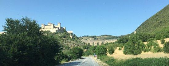 Umbria, Italy: Spoleto Aquaduct