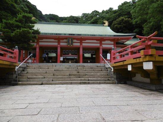 Akama Shrine Photo