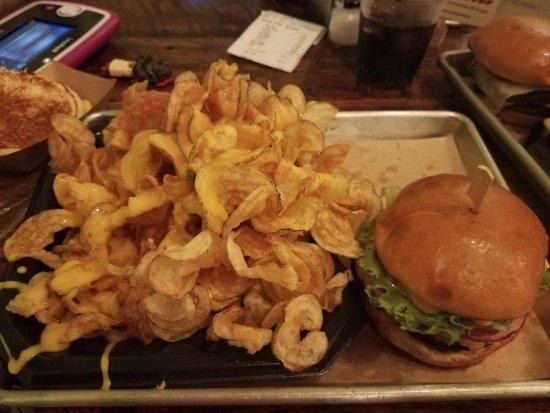 Kilmarnock, فيرجينيا: Delicious