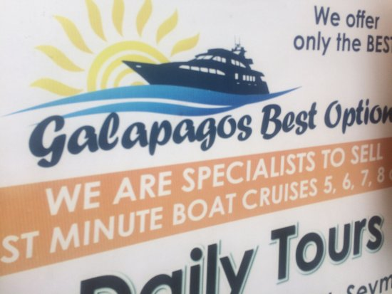 Galapagos Best Option