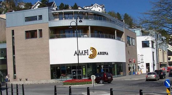 Arendal, Norge: Amfi Arena