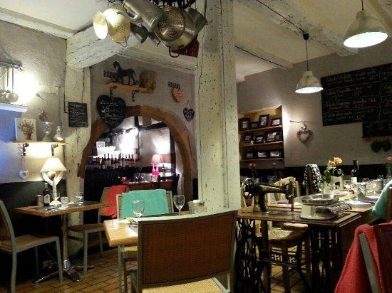 Img 20170512 213228 bild von restaurant au for Resto au jardin