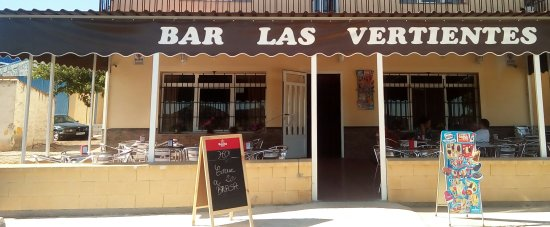 cafe bar las vertientes グラナダ の口コミ3件 トリップアドバイザー
