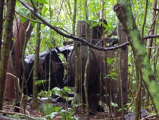 The Vieques Guesthouse: Sugar Mill Ruins