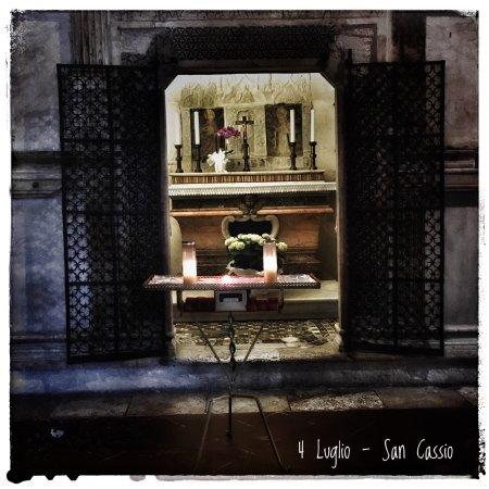 Narni, Italien: 4 Luglio - San Cassio