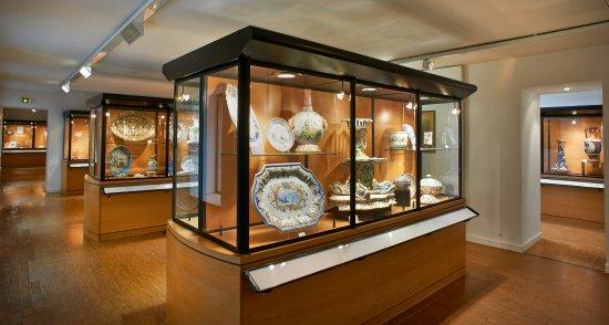 Earthenware Museum (Musée de la Faïence): Salle 3