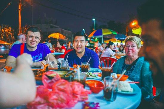 Гастрономический тур Малайзии