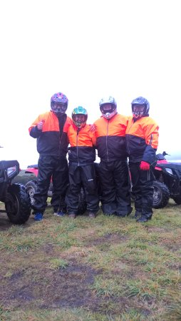 ‪‪Bridport‬, أستراليا: this quadbike crew had an awesome time‬