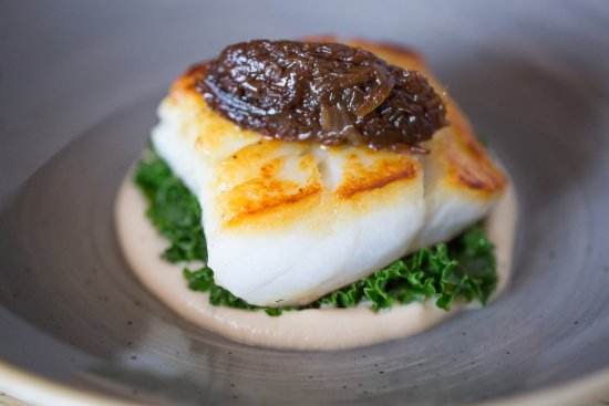 how to cook cod loin in a pan