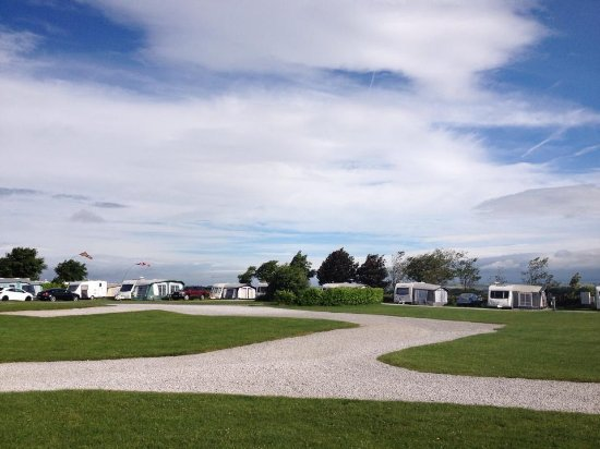 Oxenhope, UK: Touring Park