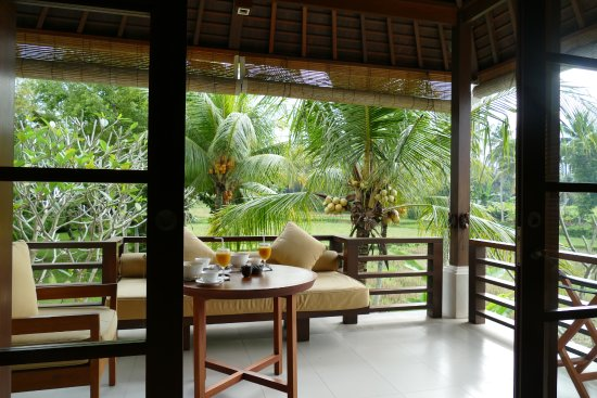 Villa Sabandari : Barang Room (2nd floor, next to rice field)