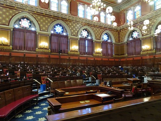 CT House of Representatives - Picture of Connecticut State