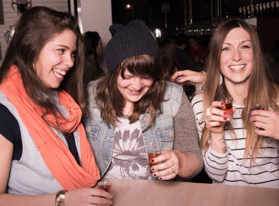 Rouyn-Noranda, Canadá: Bar le Groove