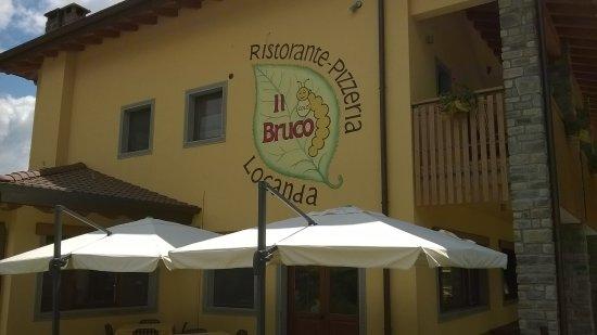 Fiumalbo, Italia: ristorante 2