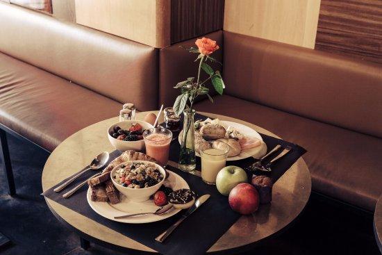 Hotel O  Kathedral: Hotel O Breakfast