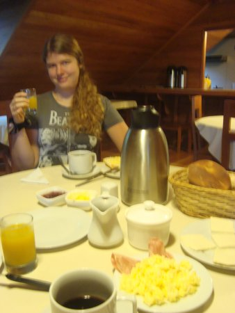 Hotel Heidinger: Breakfast time