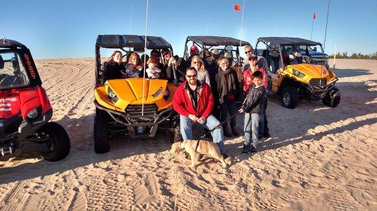 Silver Lake Buggy Rentals: Group/family fun!